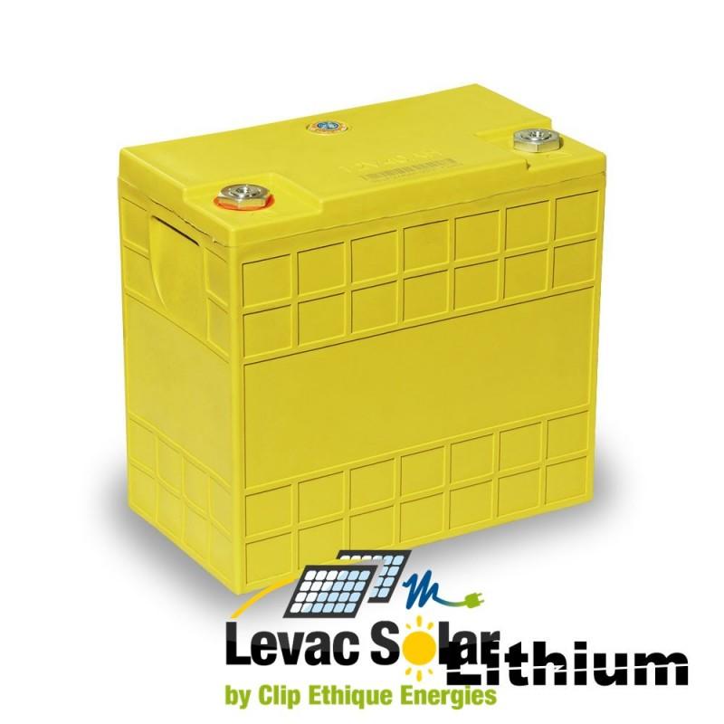 batterie lithium 12V60Ah